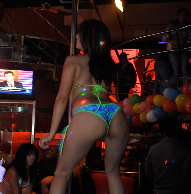 Amateur strip night ontario