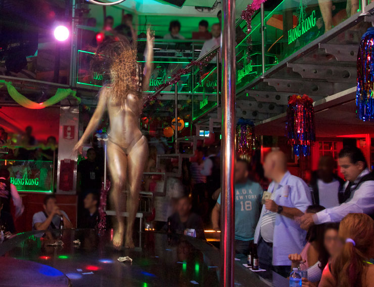 Estar ahi! transsexual dance clubs in amsterdam face!