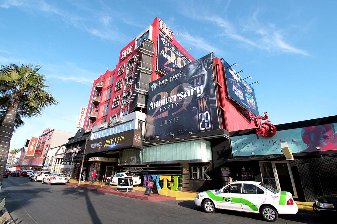 SEX AGENCY in Hong Kong